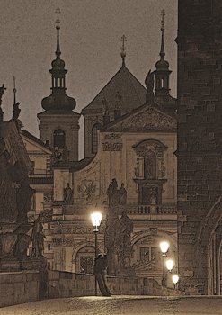 Prague photography gallery icon